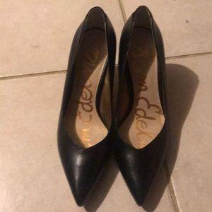 Sam Edelman Black Orella Pumps/heels